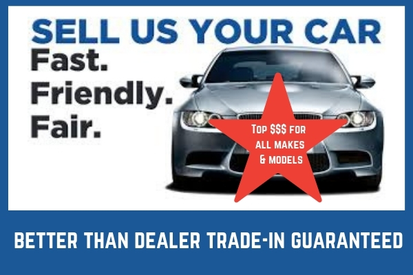 <b>CASH FOR USED CARS - TOP $$$ PAID FOR ALL MAKES & MODELS </b>